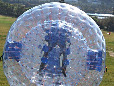 Zorb Ball no Vimeiro Clube Aventura