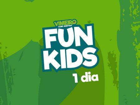 Fun Kids 1 Dia no Vimeiro Clube Aventura
