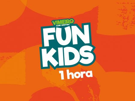 Fun Kids 1h no Vimeiro Clube Aventura